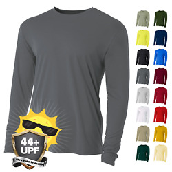 A4 Cooling Performance Long Sleeve Tee A4N3165 $11.99