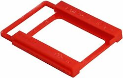 2.5inch to 3.5inch SSD HDD Hard Disk Drive Plastic Adapter Mount Holder For PC $2.69