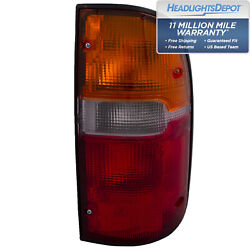 Tail Light New Passenger Right Side Fits 95-2000 Toyota Tacoma $38.27