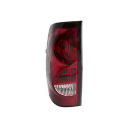 Tail Light Left Driver Replacement Fits 04-07 Chevrolet Silverado Old Design $44.30