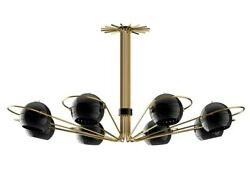 Neil Suspension Lamps Chandeliers Mid Century Modern Brass Ceiling Light Fixture