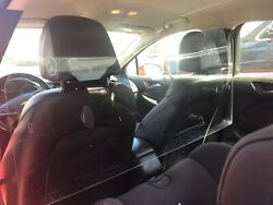 Rideshare Shield Protective Partition Guard Defend Yourself and Your Passengers $99.99