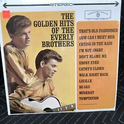 The Golden Hits Of The Everly Brothers LP Vinyl Record A9 $7.00