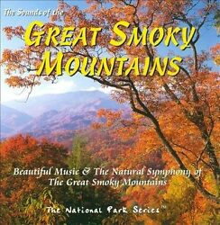 Various Artists : Sounds of the Great Smoky Mountains  Various New Age 1 Disc $5.98