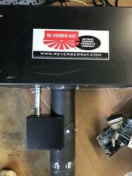 Re-Verber-Ray Detroit Radiant Products infrared tube heater 200000 BTU HL3-70 $900.00