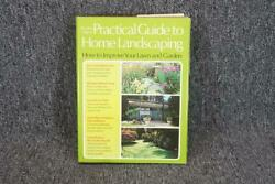 Reader's Digest Practical Guide To Home Landscaping How To Improve Hardcover $21.00