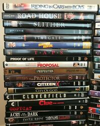 DVD Movies Lot Sale $3 each! Pick your Movie! $3.00