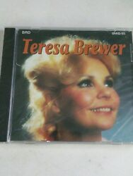 THERESA BREWER Golden Hits CD ee1f $9.99