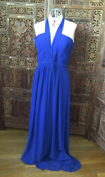 Regal Royal Blue BCBG Maxazria Dress Sz 8