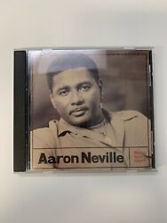 Aaron Neville: Warm Your Heart The Grand Tour & Soulful Christmas Lot of 3 CDS $14.97