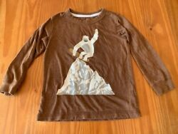 Carters Boys Long Sleeved quot;The Wildest Onequot; Shirt Size 3T Toddler Boys EUC  $1.50