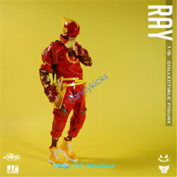 J.T STUDIO RAY 16 Action Figure Lighting Eyes Collections Model In Box In Stock