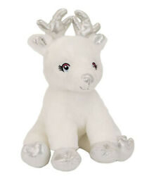 Cuddly Soft 8 inch Stuffed Snowflake the Reindeer. We Stuff Them You Love Them. $11.99