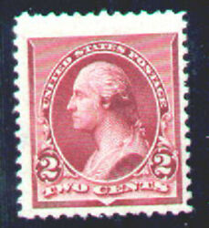 MALACK 219D VF XF JUMBO OG NH rarely seen with such..MORE.. g1109 $795.00