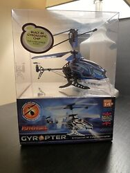 Propel RC Gyropter Gyro Helicopter Brand New Sealed Box . With Flight Stabilizer $29.00