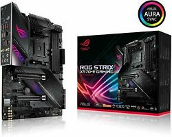 ASUS AMD AM4 ROG Strix X570 E Gaming ATX Motherboard with PCIe 4.0 WiFi 6 2.5G $339.99