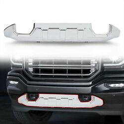 Front Skid Plate For 16-18 GMC Sierra 1500 Under Bumper Protective Armor $95.50