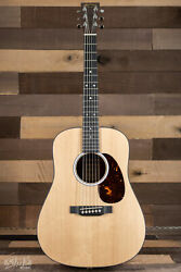 Martin DJr-10E (Sitka top), Natural $599.00