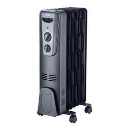 Sai Eco-Fin Oil-Filled Radiant Portable Heater Black P13 $49.99
