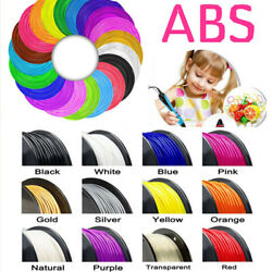 For 3D Printer Filament 1.75mm 550m ABS Plastic Filament Various Colours $11.12