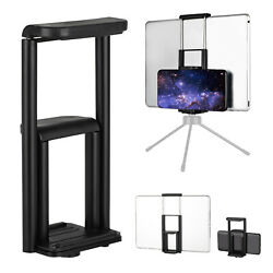 Universal Cell Phone Selfie Mount Adapter Holder Bracket Stand For iPhone Tablet $8.98