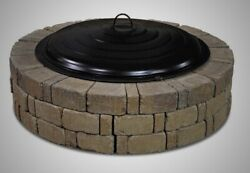 Fire Ring Steel Lid 31