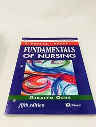 Fundamentals of Nursing 5th Edition study guide textbook Paperback Book $17.99