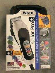 Wahl Color Pro PLUS - 22-pc Haircut Kit - NEW model upgrade; ships rapidly $51.50
