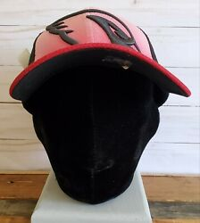New Era NFL Cardinals 39Thirty Flex Fit Embroidered hat white red Black M L $12.40