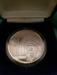 Diana princess of wales in memory of 1oz .999 pure silver  coin $49.99