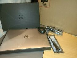 Dell Precision 5520:Intel Core i7-7820HQ (2.9GH  3.9GHz Turbo) 16GB Ram
