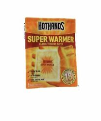 25 Pack HotHands Body & Hand Super Warmer 25 Pack $29.99