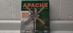 Apache The Combat Helicopter Simulator PC Game Big Box Factory Sealed $25.00