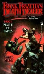 Plague of Knives by Frank Frazetta; James R. Silke $88.86