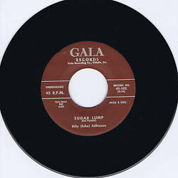 BILLY ADKINSON - SWEET AS SHE CAN BE  SUGAR LUMP - WILD ROCKABILLY TWIN-SPINNER