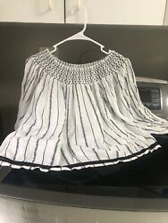 Abercrombie Kids Lined Blouse 11 12 $10.00