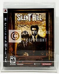 Silent Hill Homecoming PS3 Brand New Factory Sealed $29.99