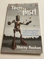 Tech with Heart: Leveraging Technology to Empower Student Voice Ease Anxiety a $19.95