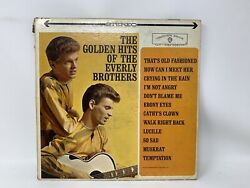 The Everly Brothers - The Golden Hits (1962 Warner Bros WS-1471 Stereo) LP Viny $3.99