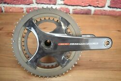 Campagnolo H11 Carbon Crankset Stages Super Record Power Meter Arm 52 36 170mm $750.00