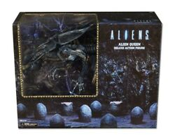 Aliens - Ultra Deluxe Boxed Action Figure - Xenomorph Alien Queen - NECA IN BOX $88.00