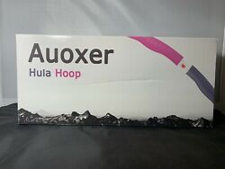 Auoxer Fitness Exercise Weighted Hula Hoop with Jump Rope Lose Weight NEW $29.99