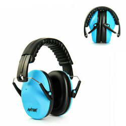US Denoise Ear Muffs Protection Hearing Ear Shooting Gun Range Safety Headphones $14.87