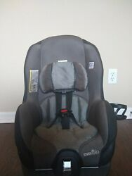Evenflo Tribute LX Convertible Car Seat Black $35.00