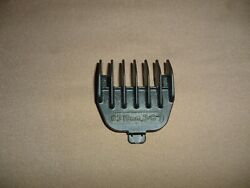 Remington Trimmer PG525 9mm Snap On Comb Replacement $6.98