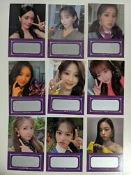 IZONE IZ*ONE Oneiric Diary Official 3D Ver Scratch Card $6.99
