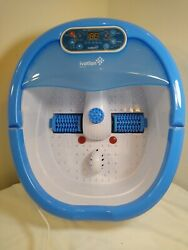 Ivation Foot Spa Massager - Heated Bath!!! foot message!!! bubbles!!! Tested!! $45.00