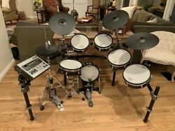 Roland TD-20 V-Drum Electric Drum Kit (excellent condition) $1,599.00