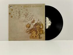 Family – Anyway VG VG See For Miles – SEE 245 Prog Psych $9.99