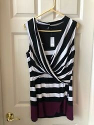 White House Black Market blouse for women size L  New with tags :) $7.50